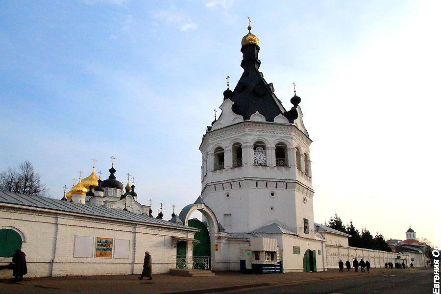 Богоявленский Анастасиин женский монастырь фотографии
