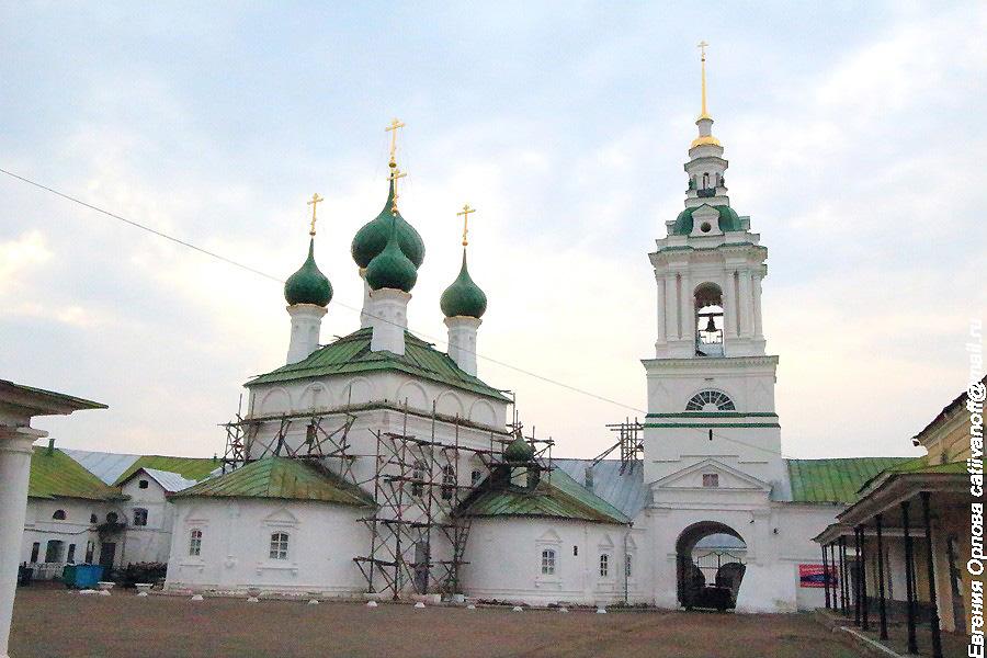 Церковь Спаса в Рядах<br />  фотографии