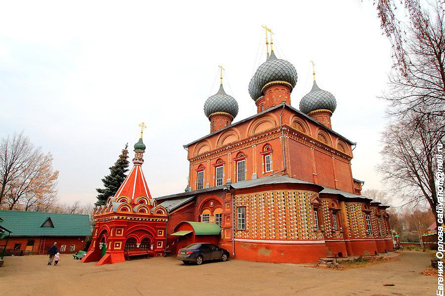 Церковь Воскресения на Дебре фотографии