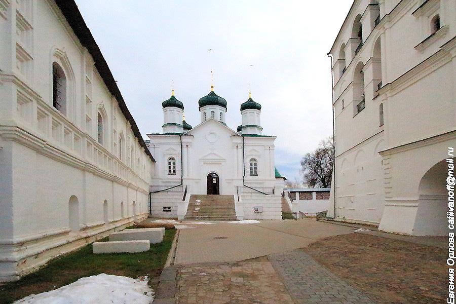 Ипатьевский монастырь фотографии