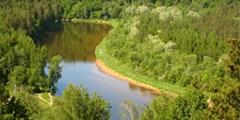 """Для знакомства с природой латвийский парк создал """"Тропу ощущений"""""""