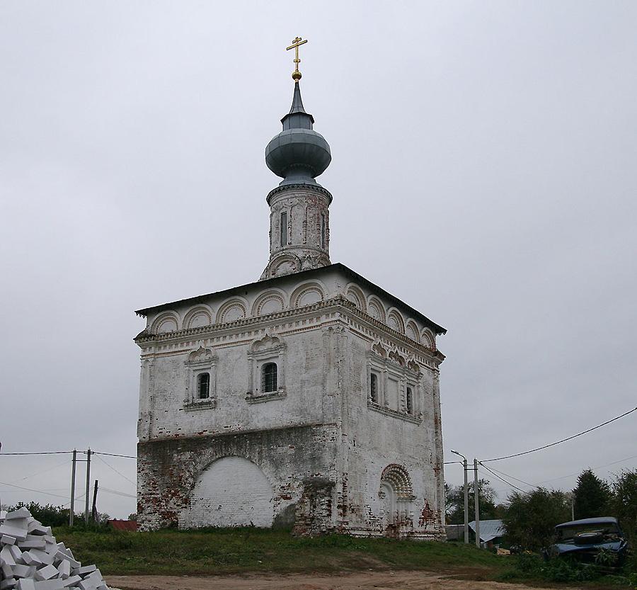 Церковь Тихвинской иконы Божьей Матери в Суздале фотографии