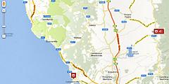 Появилась интерактивная карта Тосканы