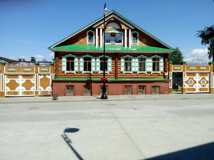 Музей чак-чака в Казани