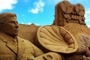 Лето в Лаппенранте: экскурсионный паровозик и замок из песка