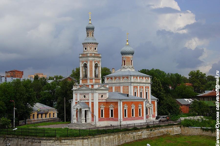 Церковь Успения Пресвятой Богородицы фотографии