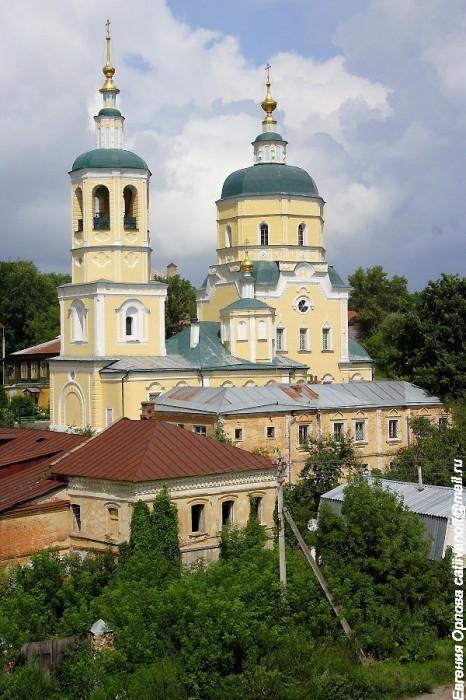 Церковь Ильи Пророка фотографии