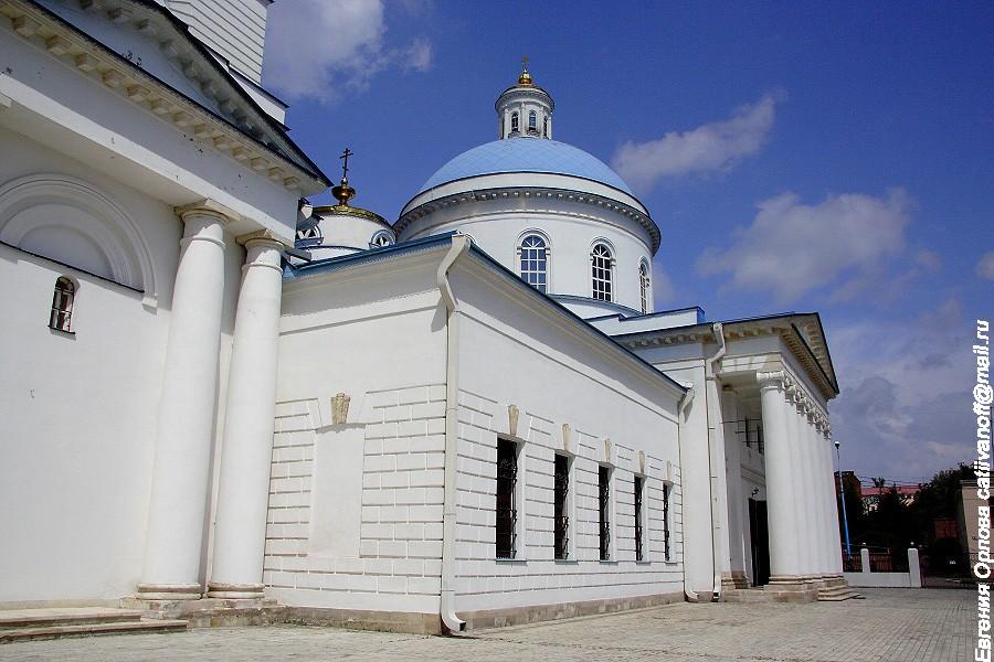 Церковь Николая Чудотворца фотографии