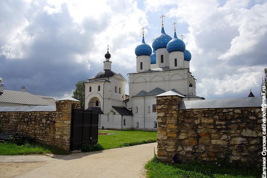 Высоцкий монастырь фотографии