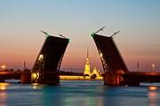 В Санкт-Петербурге начинают разводить мосты