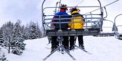 На фестивале в Сигулде ждут любителей зимних видов спорта