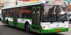 В Шереметьево будут ходить ночные автобусы