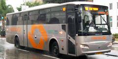В Израиле увеличены автобусные тарифы