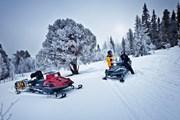 В горах Сочи открылись зимние маршруты