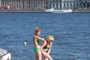 Этим летом в Санкт-Петербурге купаться нельзя