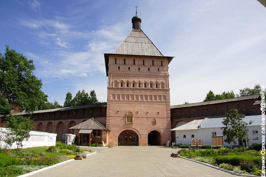 Спасо-Евфимиев монастырь в Суздале фотографии
