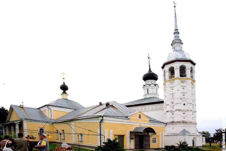 Казанская церковь в Суздале фотографии
