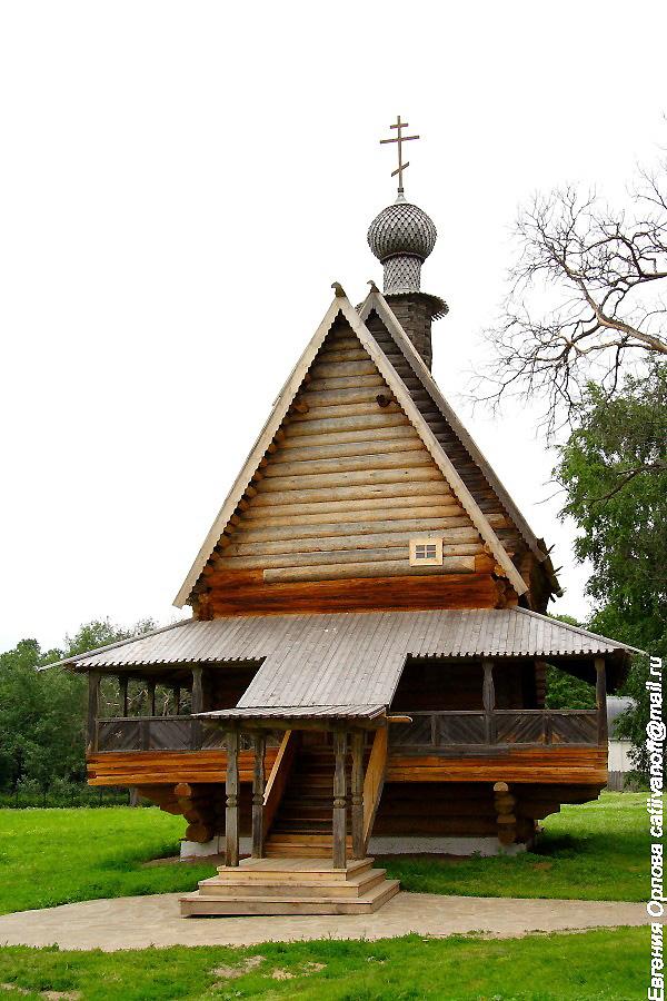Церковь Никольская в Кремле в Суздале фотографии