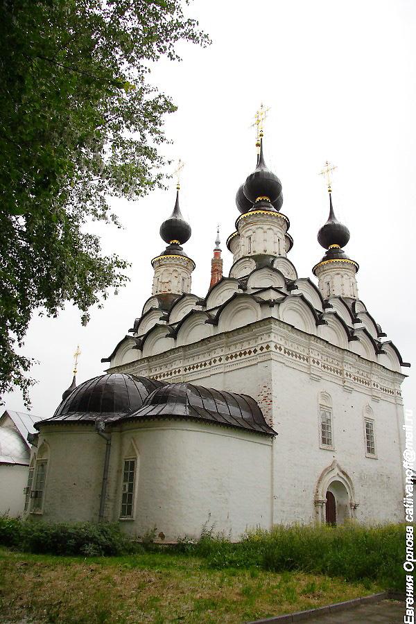 Лазаревская церковь в Суздале фотографии