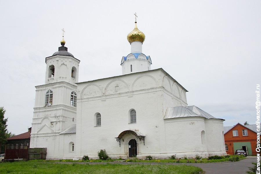 Васильевский монастырь в Суздале фотографии