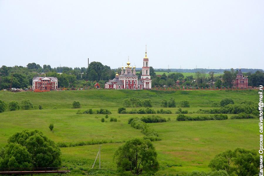 Александра Невского в Суздале фотографии