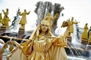 В Москве начинается сезон фонтанов