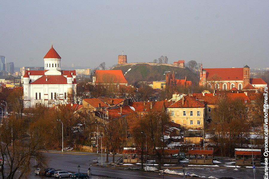 Вильнюс фото