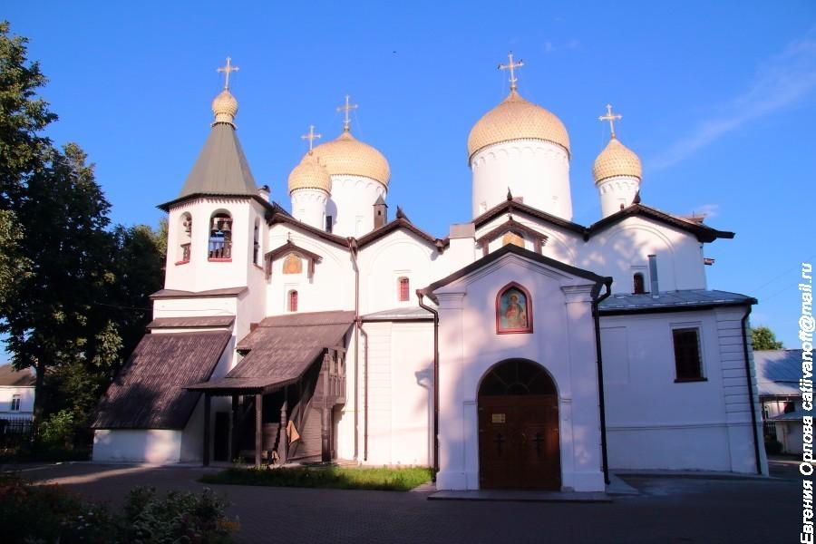 Церковь Филиппа Апостола и Николая Чудотворца