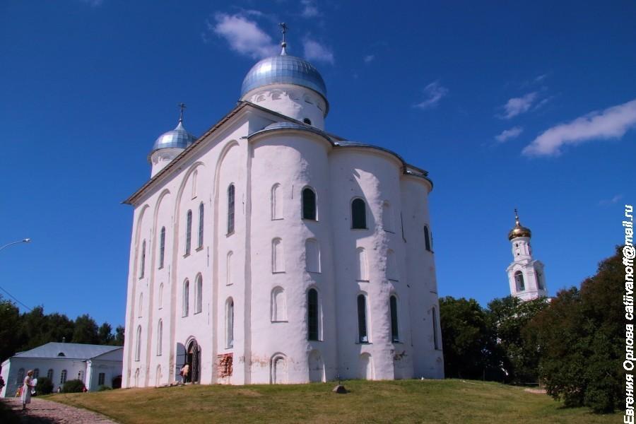 Юрьев монастырь фотографии