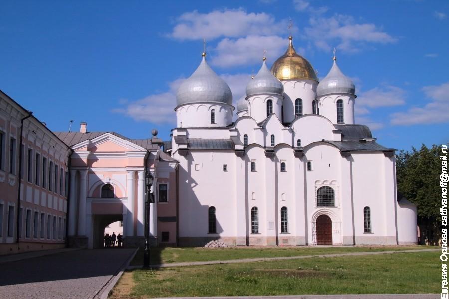 Софийский собор фотографии