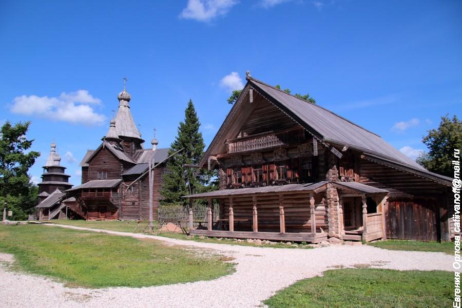 Музей деревянного народного зодчества